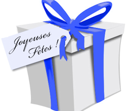N'oublions pas, en cette période de fêtes, les présents d'usage… à utiliser… mais avec modération bien sûr !