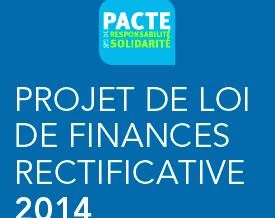 Une loi de finances rectificative pour 2014 pauvre pour la fiscalité patrimoniale