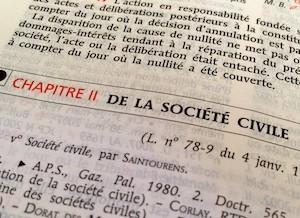 Sociétés civiles  – Biens professionnels et logement de fonction : Peut-on échapper à l'ISF ?