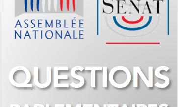 Actualité 2015 : Questions parlementaires cherchent réponses ministérielles…  PARTIE 2