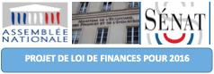 Le projet de loi de finances pour 2016 est dévoilé…